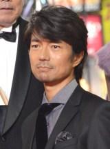 映画『さらば あぶない刑事』レッドカーペットイベントに登場した仲村トオル (C)ORICON NewS inc.