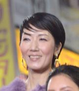 映画『さらば あぶない刑事』レッドカーペットイベントに登場した長谷部香苗 (C)ORICON NewS inc.