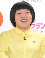 SMAP解散報道に「責任を感じる」と話したおかずクラブ・オカリナ (C)ORICON NewS inc.