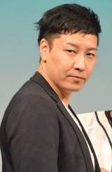 舞台『硬派探偵〜今が最高だと覚悟する〜』制作発表に登場したチョコレートプラネットの長田庄平 (C)ORICON NewS inc.