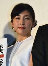 映画『残穢−住んではいけない部屋−』で主演を務める竹内結子 (C)ORICON NewS inc.