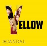 SCANDALニューアルバム『YELLOW』(3月2日発売)初回生産限定盤