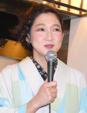 サムネイル 子育てに奮闘中の北陽・虻川美穂子 (C)ORICON NewS inc.