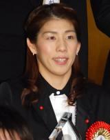 『第50回 ビッグスポーツ賞』表彰式に出席した吉田沙保里 (C)ORICON NewS inc.