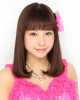 NMB48卒業を発表した近藤里奈 (C)NMB48