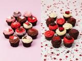 上陸後初!ローラズカップケーキのバレンタイン商品が到着