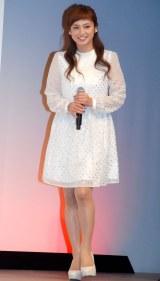 「女性としてひと通りのことはしたい」と強い意志を明かした平愛梨=『キンカン AWARD 2014』授賞式 (C)ORICON NewS inc.
