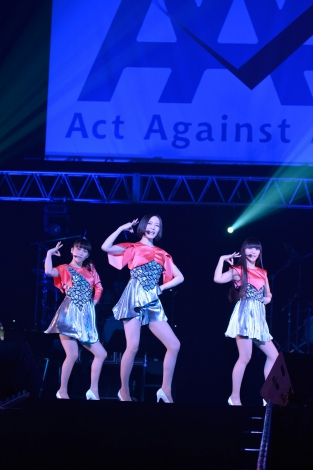 Perfume=エイズ啓発チャリティーイベント『Act Against AIDS 2015「THE VARIETY 23」』