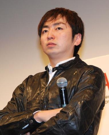 映画『ブラック・スキャンダル』特別試写会イベントに登場した羽田圭介氏 (C)ORICON NewS inc.