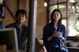 第2話より。脱走した犬を探して小夏(田中麗奈)と獣医師の光太郎(吉田栄作)は一緒に行動し、お互いひかれていく(C)NHK