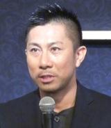 ランニングイベントに出席した前園真聖 (C)ORICON NewS inc.