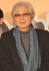 映画『家族はつらいよ』完成披露試写会に出席した山田洋次監督 (C)ORICON NewS inc.