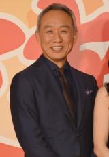 映画『家族はつらいよ』完成報告会見に出席した西村雅彦 (C)ORICON NewS inc.