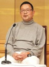第154回直木賞を受賞した青山文平氏 (C)ORICON NewS inc.