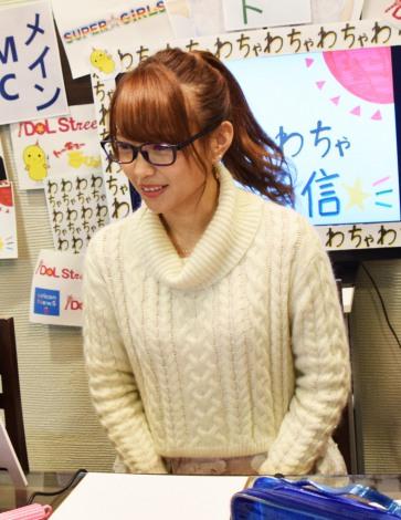 記念すべき初回の「お助けゲスト」として登場したSUPER☆GiRLSの志村理佳 (C)ORICON NewS inc.