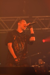 『Act Against AIDS 2013』に出席したTHE SECOND from EXILEのNESMITH