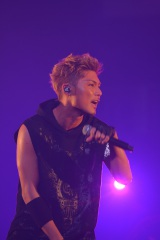 『Act Against AIDS 2013』に出席したTHE SECOND from EXILEのSHOKICHI