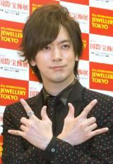 『第27回 日本ジュエリー ベストドレッサー賞』を受賞したDAIGO (C)ORICON NewS inc.