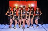 本格派ダンスボーカルグループ「原駅ステージA」。原宿駅前パーティーズの劇場ライブ映像を1月29日よりHuluで配信