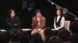 NHK・Eテレ『岩井俊二のMOVIEラボ』シーズン2、2月4日スタート(全4回)。第3回、第4回の模様(左から)岩井俊二監督、是枝裕和監督、長澤まさみ(C)NHK
