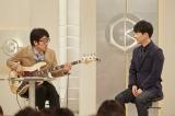 秋元康氏と亀田誠治氏(左)のプロデューサー対談も実現(C)NHK