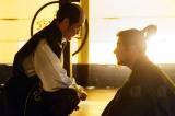 大河ドラマ『真田丸』第4回より。昌幸の前に現れた信長は…(C)NHK