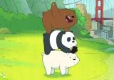 『ぼくらベアベアーズ』NHK・BSプレミアムで4月5日スタート(C)TM & c 2016 Cartoon Network. A Time Warner Company.