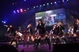 『AKB48単独リクエストアワー セットリストベスト100 2016』の初日夜公演の模様 (C)AKS