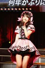 宮脇咲良=『AKB48単独リクエストアワー セットリストベスト100 2016』2日日夜公演 (C)AKS