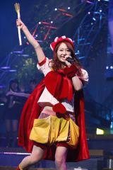 卒業発表した小林香菜=『AKB48単独リクエストアワー セットリストベスト100 2016』2日日夜公演 (C)AKS