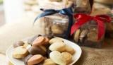 ハワイ土産として定番の『ホノルル・クッキー』がバレンタインにピッタリなハートのかたちで登場