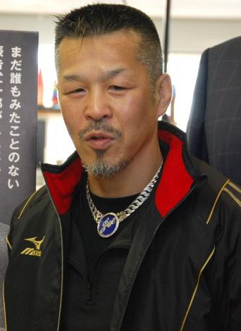 引退について言及する辰吉丈一郎 (C)ORICON NewS inc.