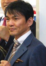 ドキュメンタリー映画『ジョーのあした』公開記念特番の収録に参加した飯田覚士氏 (C)ORICON NewS inc.