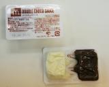 【4】ミルクチョコとホワイトチョコの2種類のチョコレートソースはこんな感じ