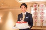 昨年末に安倍なつみと結婚し、「30代は映像にもどんどんチャレンジしたい」と意欲的な山崎育三郎(C)関西テレビ
