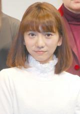 「女優として生きていく」と飛躍を誓った高城亜樹 (C)ORICON NewS inc.