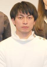 舞台『カサネ』の初日記者会見に出席した遠藤雄弥 (C)ORICON NewS inc.