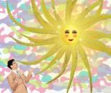 NHK・Eテレ『にほんごであそぼ』で4月から美輪明宏が演じる新キャラクター「みわサン」が登場(齋藤教授の出演はなし)(C)NHK
