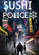 "『SUSHI POLICE』キービジュアル(C)""SUSHI POLICE"" Project Partners"