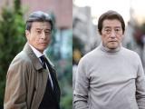 舘ひろし(左)×神田正輝(右)が共演、ドラマ『クロスロード』制作開始。NHK・BSプレミアムで2月25日スタート (C)NHK