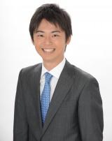 結婚を生報告した安藤翔アナウンサー(C)NTV