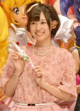 『魔法つかいプリキュア!』の新シリーズでメインキャストを務める高橋李依 (C)ORICON NewS inc.