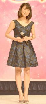 『魔法つかいプリキュア!』にゲスト出演する新妻聖子 (C)ORICON NewS inc.
