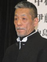 舞台『ETERNAL CHIKAMATSU』制作発表会見に出席した中嶋しゅう (C)ORICON NewS inc.