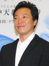 舞台『ETERNAL CHIKAMATSU』制作発表会見に出席した音尾琢真 (C)ORICON NewS inc.