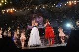AKB48高城亜樹&永尾まりやの合同卒業コンサートの模様(C)AKS