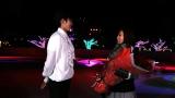 単発バラエティ『ラブライアー』 (深夜24:59〜※関東ローカル)でイケメンとの胸きゅんデートに臨む吉木りさ (C)日本テレビ