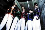 『仮面ライダーゴースト』の主題歌「我ら思う、故に我ら在り」を担当する氣志團と共演