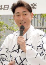 『八月納涼歌舞伎』屋上庭園イベントに出席した中村橋之助 (C)ORICON NewS inc.