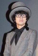 映画『TOKYO FANTASY SEKAI NO OWARI』先行イベント上映舞台あいさつに出席したNakajinn (C)ORICON NewS inc.